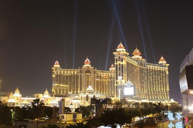 澳门银河酒店(Galaxy Macau)图像