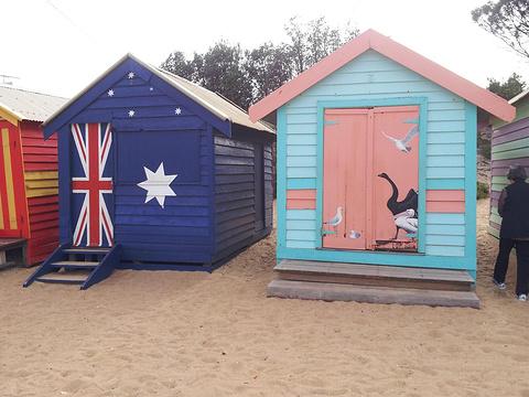 Brighton Beach旅游景点攻略图