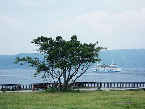 樱岛旅游景点图片