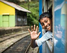 感受最纯净微笑----斯里兰卡南部行