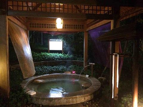 二灵山温泉旅游景点攻略图