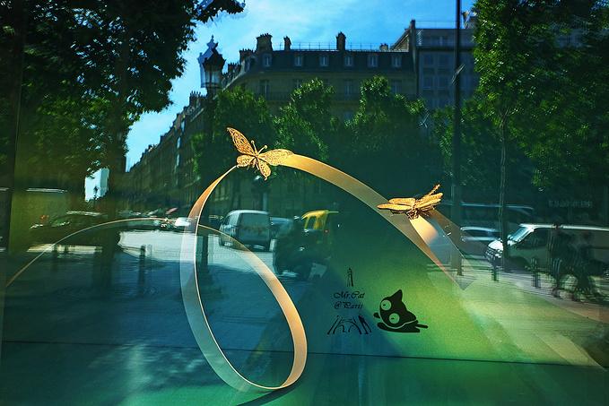香榭丽舍大街图片