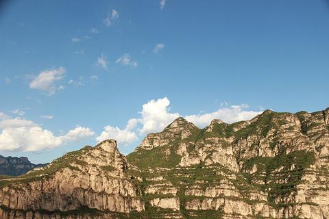 十渡风景名胜区旅游景点攻略图