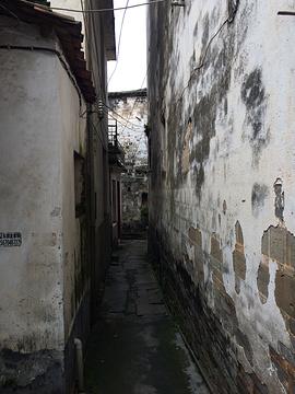 婺源朱子路步行街旅游景点攻略图