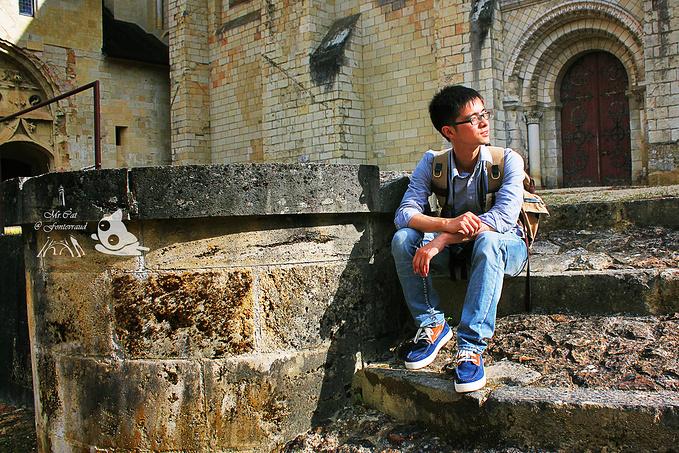 丰特弗洛皇家修道院图片
