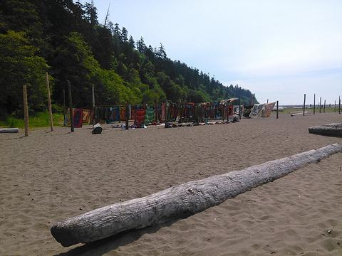 雷克海滩旅游景点图片