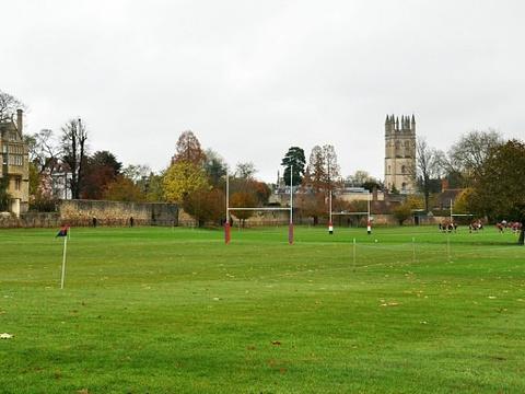 牛津莫顿学院旅游景点图片