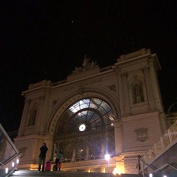 布达佩斯火车东站旅游景点攻略图