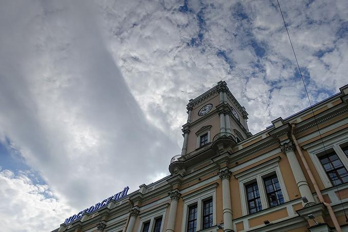 莫斯科火车站图片