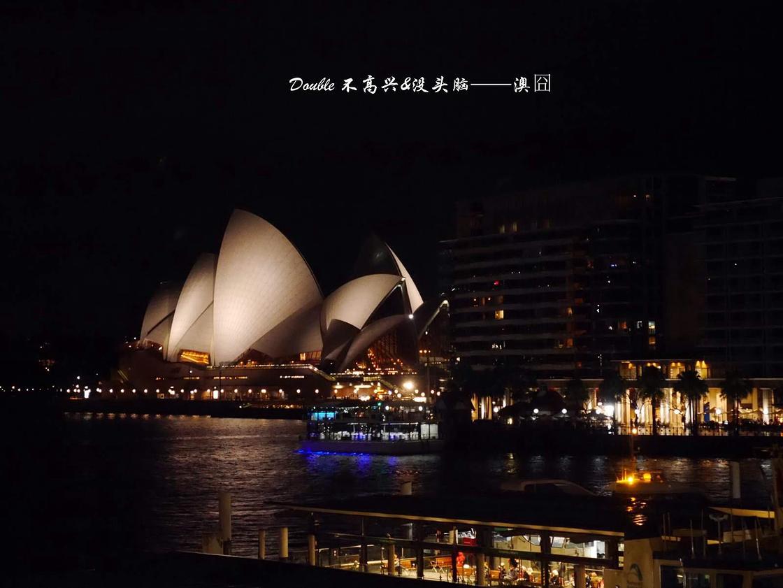 悉尼——游在囧途