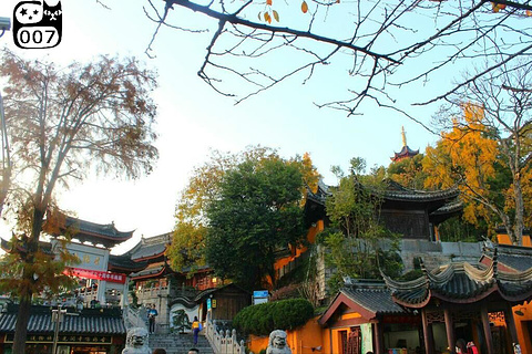 鸡鸣寺旅游景点攻略图
