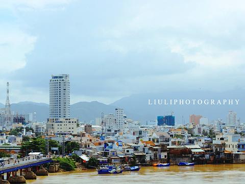 婆那加占婆塔旅游景点图片