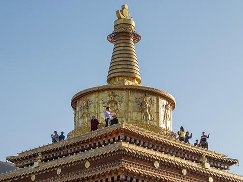 贡唐宝塔旅游景点图片