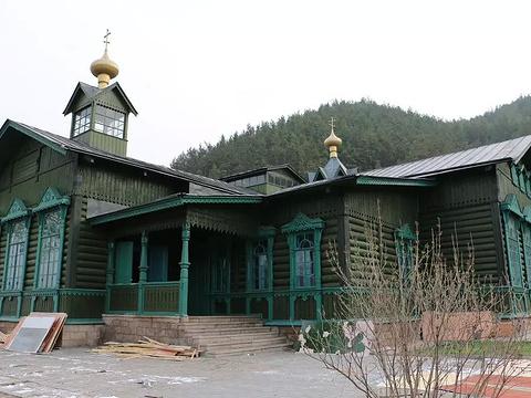圣母进堂教堂旅游景点图片
