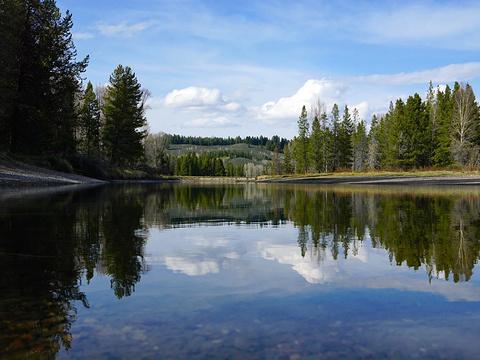 大提顿国家公园旅游景点图片