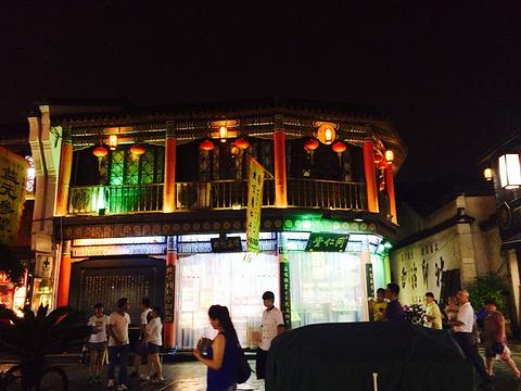 吴山夜市旅游景点攻略图