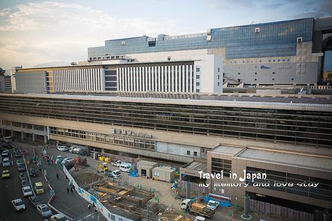 京都站宜必思尚品酒店(Ibis Styles Kyoto Station)