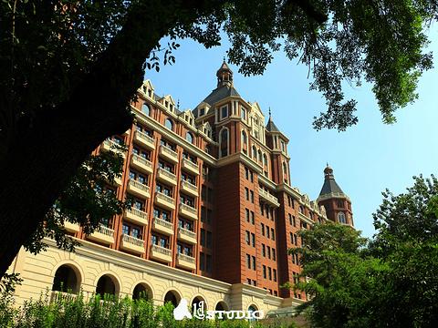 津湾广场旅游景点图片