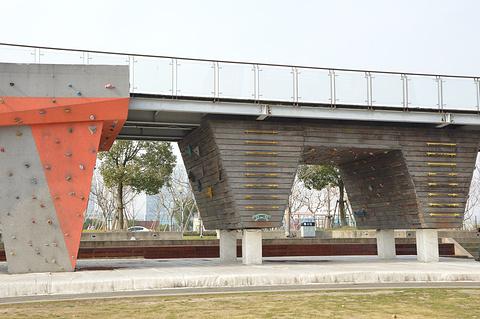 徐汇滨江绿地