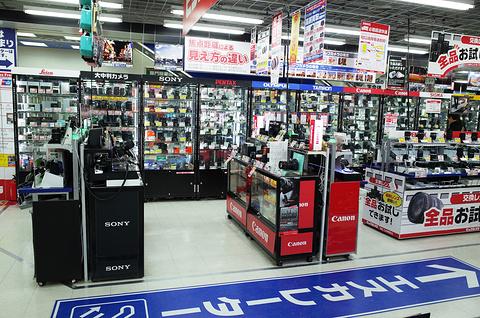 必客(JR京都店)旅游景点攻略图