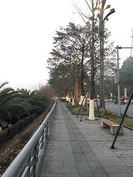 南滨公园旅游景点攻略图