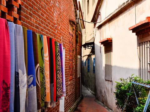 鹿港老街旅游景点图片