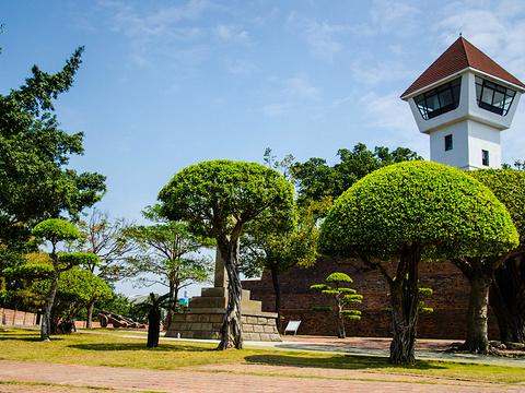 安平古堡旅游景点图片