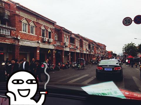 泉州西街旅游景点攻略图