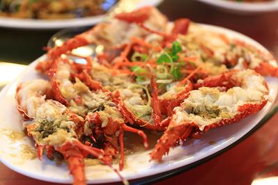 大茄来海鲜餐厅(亚洲城分行)