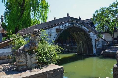 洪济桥(新桥)旅游景点攻略图
