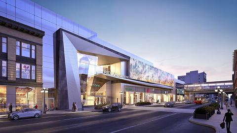 里多购物中心旅游景点攻略图