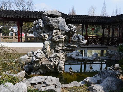 江枫草堂旅游景点图片