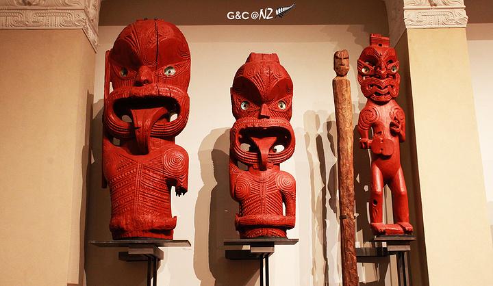 """""""...历史和自然展都还是值得一逛的_奥克兰博物馆""""的评论图片"""
