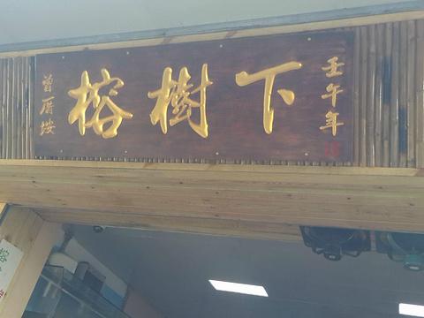 榕树下小吃店旅游景点图片