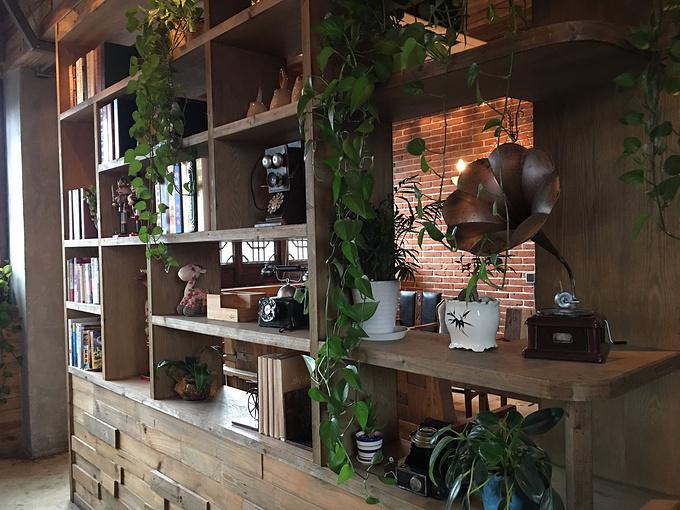 后院咖啡图片