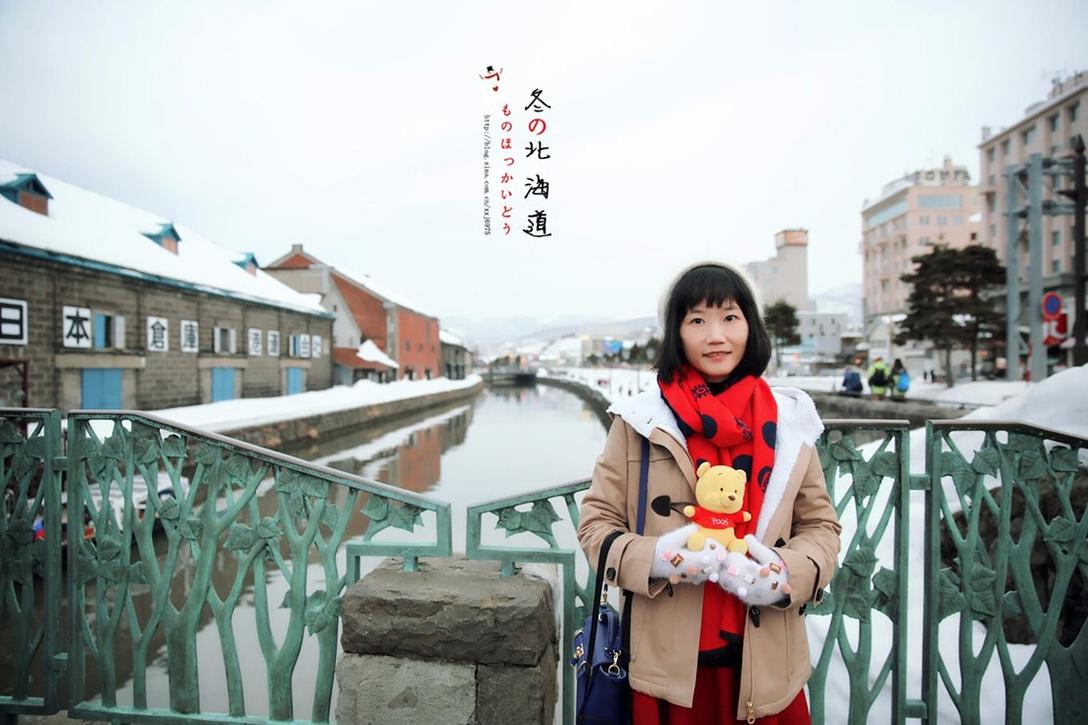 春风十里不如你,北海道的冬季