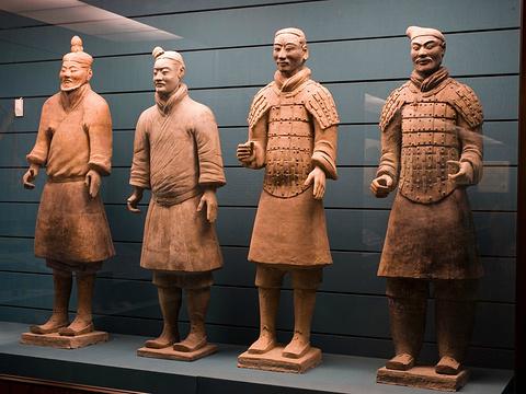秦始皇帝陵博物院(兵马俑)旅游景点图片