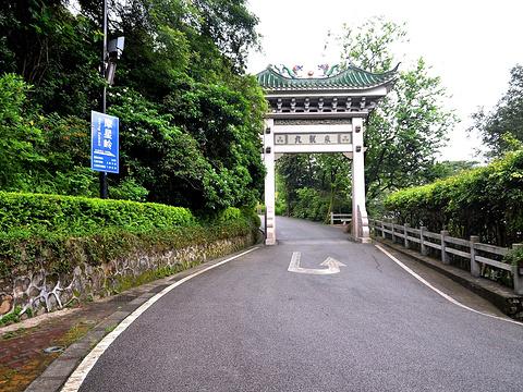 白云山旅游景点图片