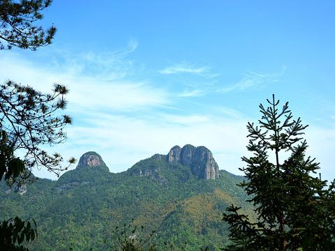 公盂景区旅游景点图片