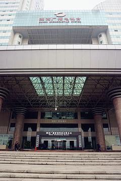 湖南省广电中心旅游景点攻略图
