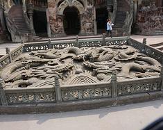 成都,川北游之五——德阳文庙,石雕公园