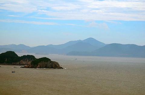 桃花岛风景区旅游景点攻略图