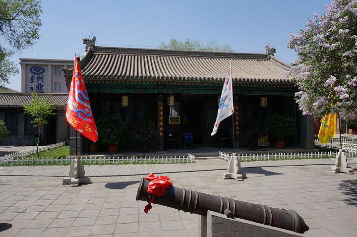 """""""绥远城的特点是:四门不正,鼓楼不中_绥远城将军衙署""""的评论图片"""