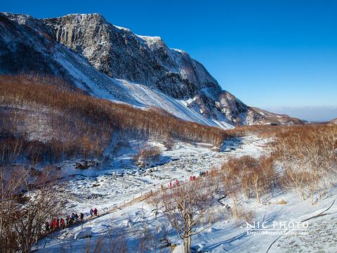 长白山天池旅游景点图片