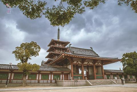 四天王寺的图片