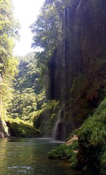 湘西猛洞河漂流