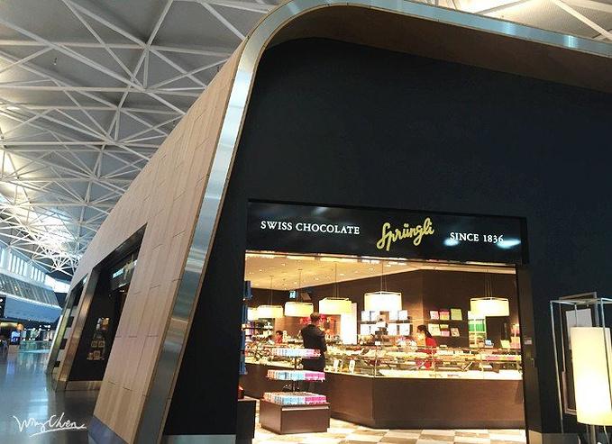 苏黎世机场图片