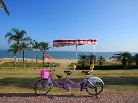 黄厝沙滩旅游景点攻略图