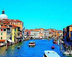 享乐欧洲|在威尼斯的五色岛上,遇见幸福