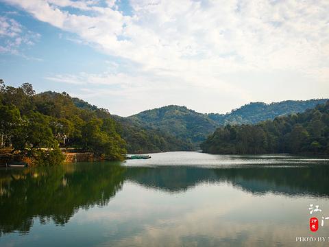 圭峰山旅游景点图片
